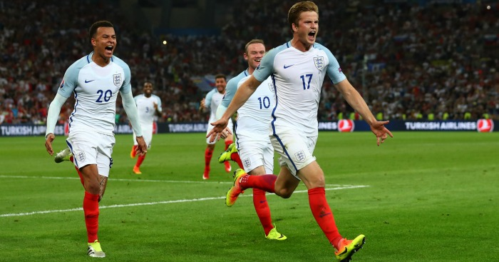 Eric Dier: One of England's most impressive performers