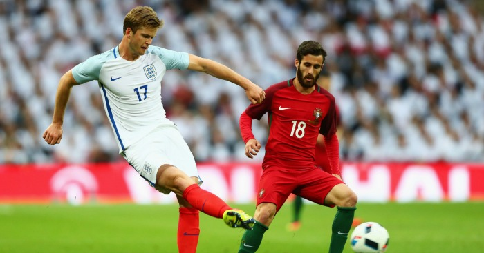 during the international friendly match between England and Portugal at Wembley Stadium on June 2, 2016 in London, England.