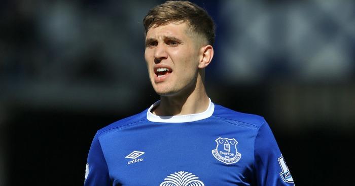 Everton John Stones