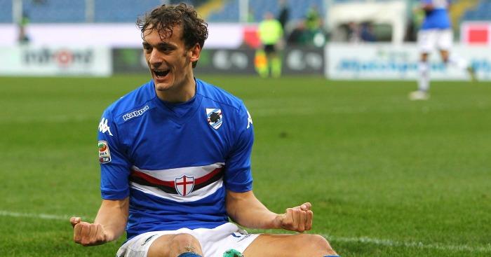 Manolo Gabbiadini: Stoke link