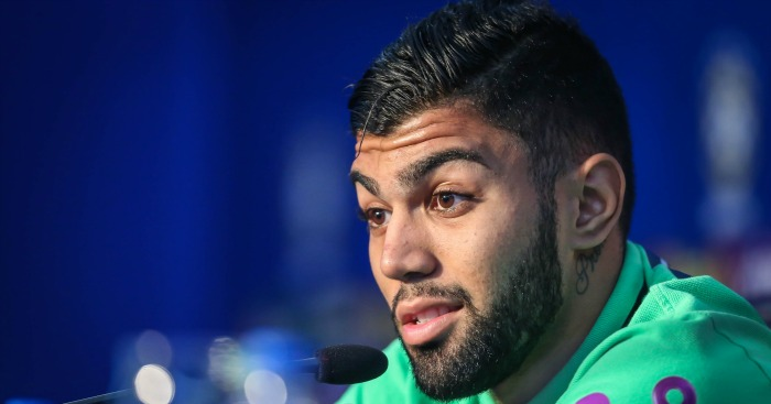 Gabriel Barbosa: Linked with Arsenal and Chelsea