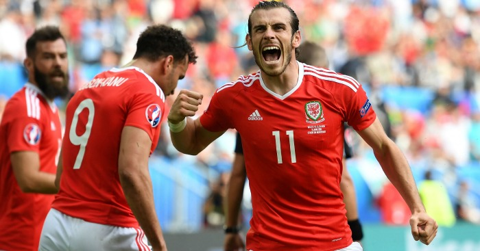 Gareth Bale: Named in Robbie Savage's combined England/Wales XI