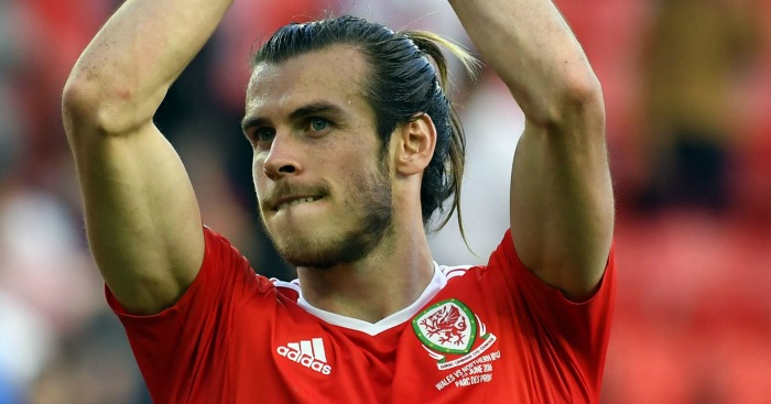 Gareth Bale: Enjoying every moment of Euro 2016