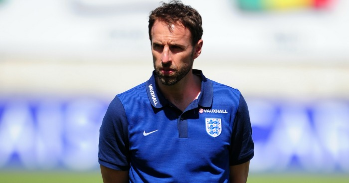 Gareth Southgate: Doesn't fancy England role