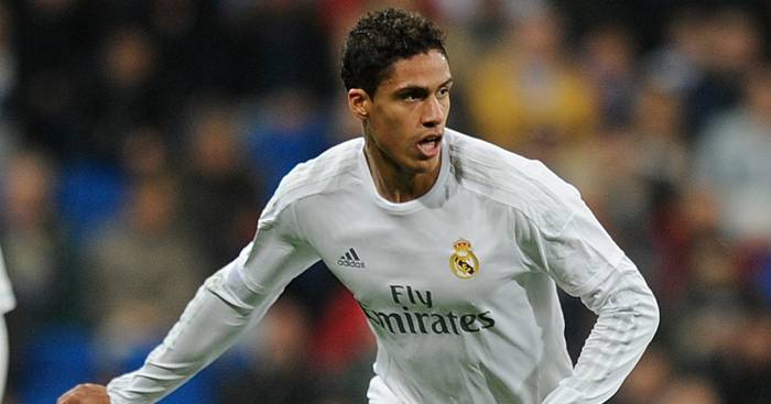 Raphael Varane: Man Utd hoping to open talks