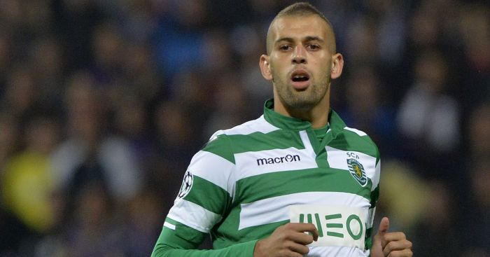 Islam Slimani: Wated by Liverpool & Spurs
