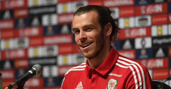 Gareth Bale: Determined to fire Wales to the last 16