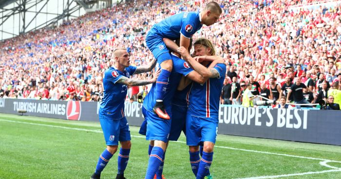 Iceland: England's opponents