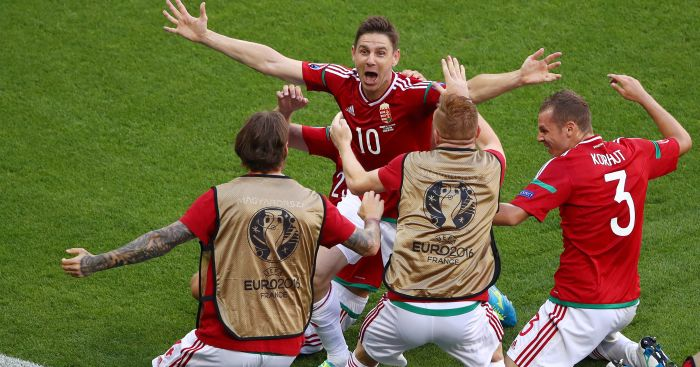 Zoltan Gera: Gave Hungary the lead