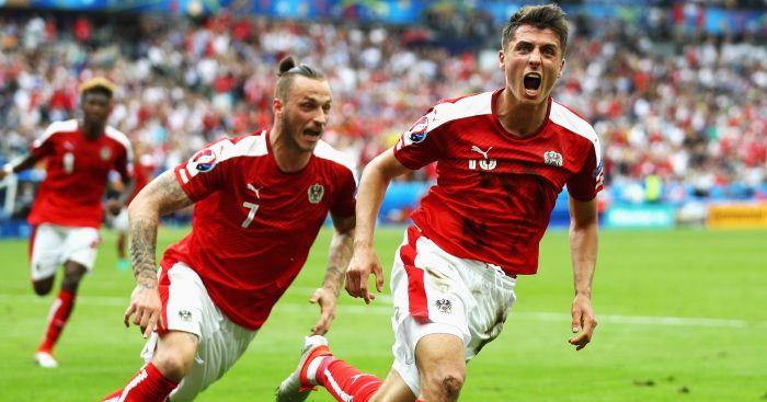 Alessandro Schoepf: Scored Austria's equaliser