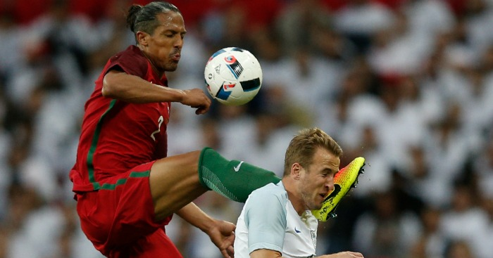 Harry Kane: Striker refused to exaggerate bad tackle