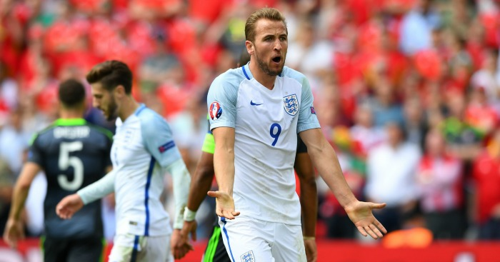 Harry Kane: Has struggled for England at Euro 2016