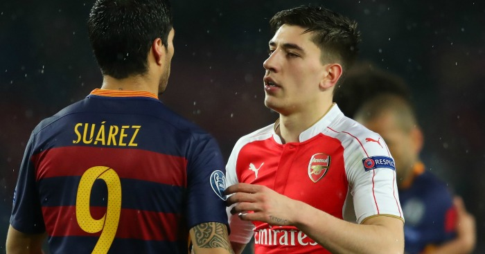 Hector Bellerin: Linked with a return to Barcelona