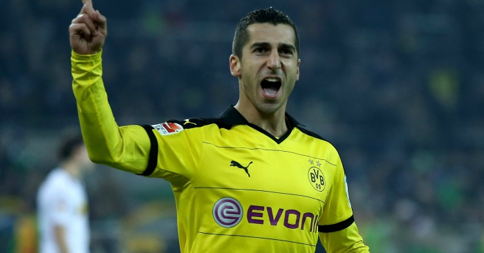 Henrikh Mkhitaryan: Man Utd transfer finalised
