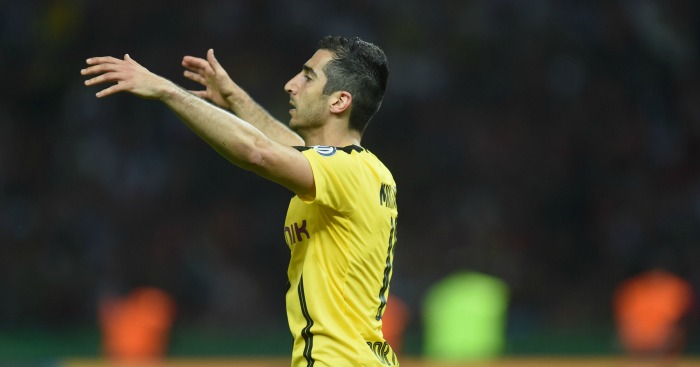 Henrikh Mkhitaryan: Didn't make Euro 2016 with Armenia