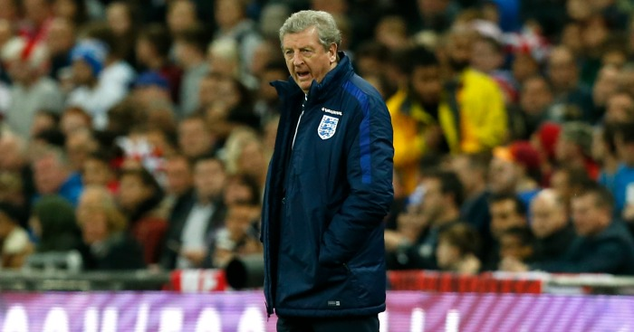 Roy Hodgson: Refused to criticise England players