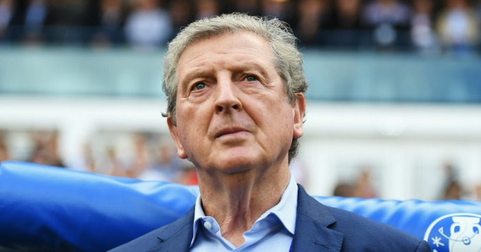 Roy Hodgson: Fully focused on Slovakia game