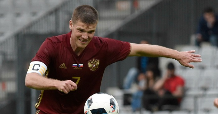 Igor Denisov: Midfielder ruled out of whole tournament