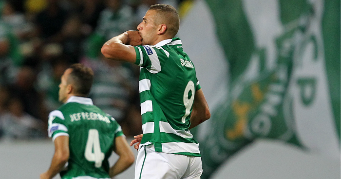Islam Slimani: Linked with Liverpool and Arsenal