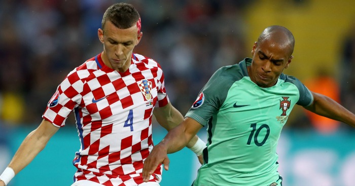 Ivan Perisic: Battles with Joao Mario