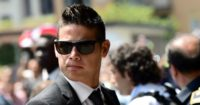 James Rodriguez: Real Madrid forward offered to Manchester United