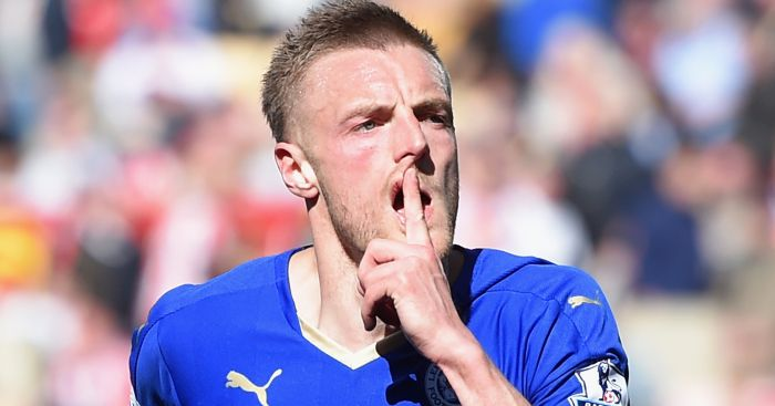 Jamie Vardy: Set to reject Arsenal