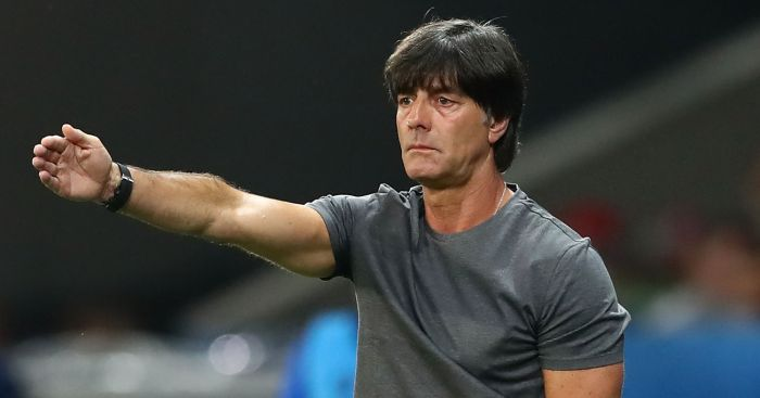 Joachim Low: Defended by Podolski
