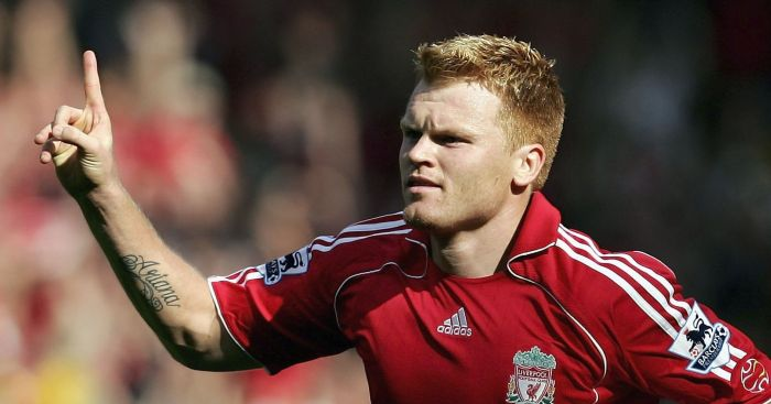 John Arne Riise: Made 321 Premier League appearances
