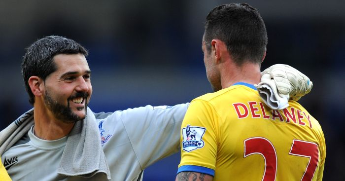 Julian Speroni: Commits future alongside Damien Delaney