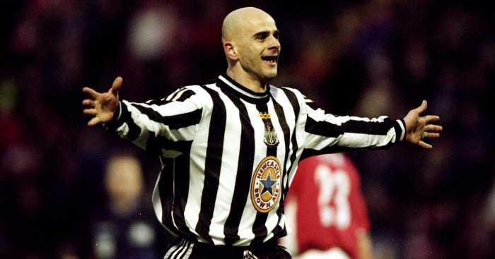 Temuri Ketsbaia: Former Newcastle forward