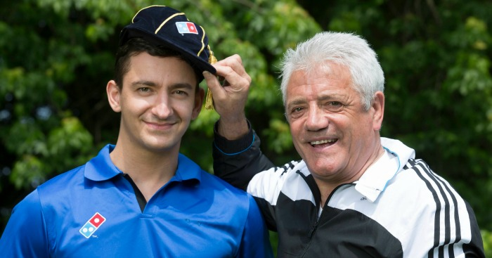 Kevin Keegan: Former England boss handing out new caps