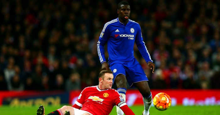 Kurt Zouma: Defender close with Jose Mourinho