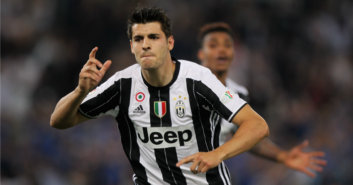 Alvaro Morata: Chelsea and Arsenal want him
