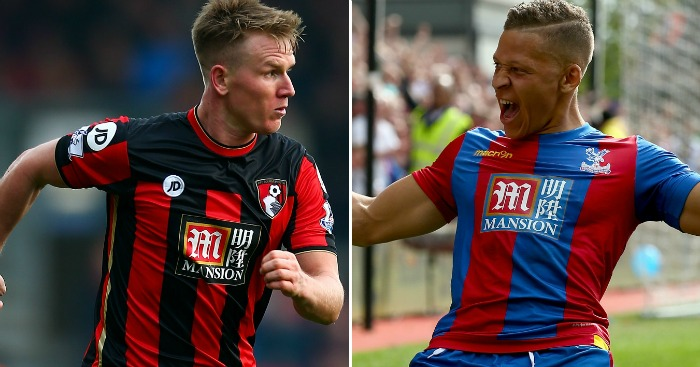 Matt Ritchie Dwight Gayle