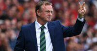Michael O'Neill: Fancies a crack at Foxes job