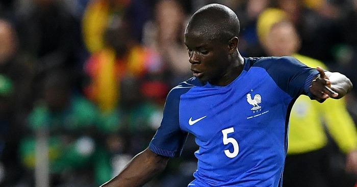 N'Golo Kante: Arsenal link grows stronger