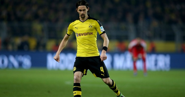 Neven Subotic: Defender frustrated at Borussia Dortmund
