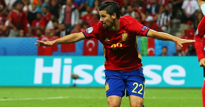 Nolito: Forward has impressed for Spain at Euro 2016