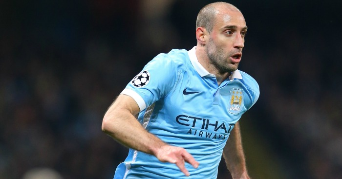 Pablo Zabaleta: Proud of City