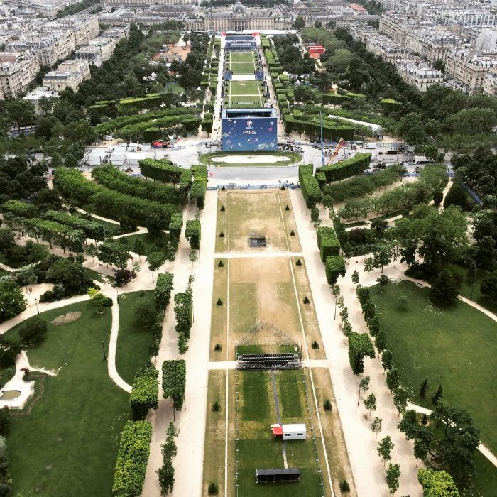 Paris fanzone