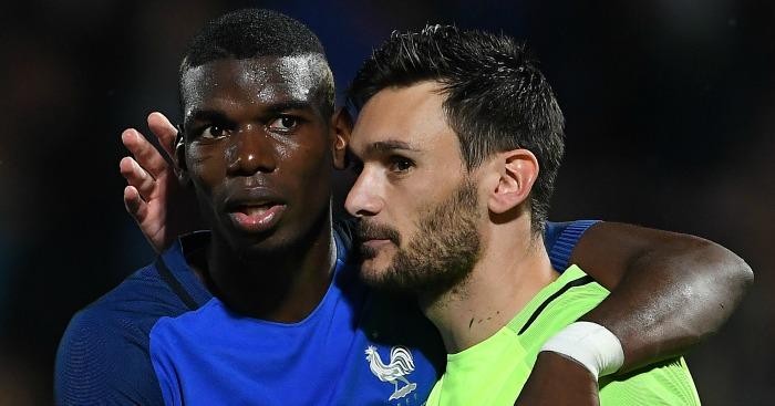 Paul Pogba & Hugo Lloris: Will France celebrate glory?