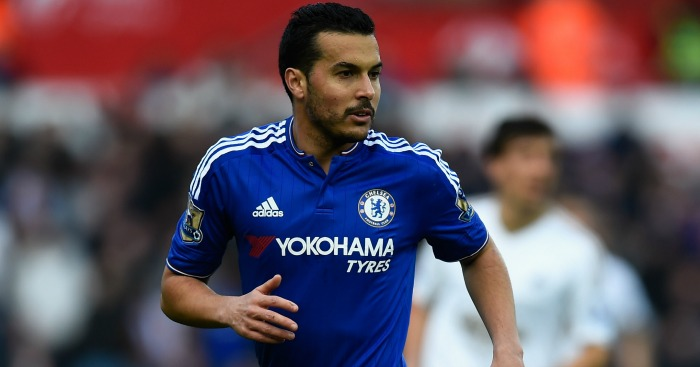Pedro: Linked with Man City switch