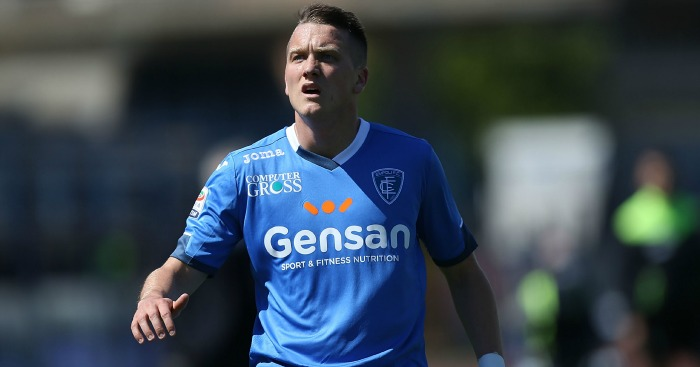 Piotr Zielinski: Set to Naples switch