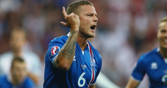Ragnar Sigurdsson: Iceland star fancies Premier League switch