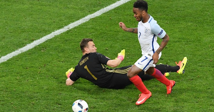 Raheem Sterling: Looked short of confidence against Russia