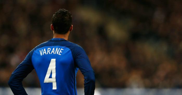 Raphael Varane: United battle Bayern for defender