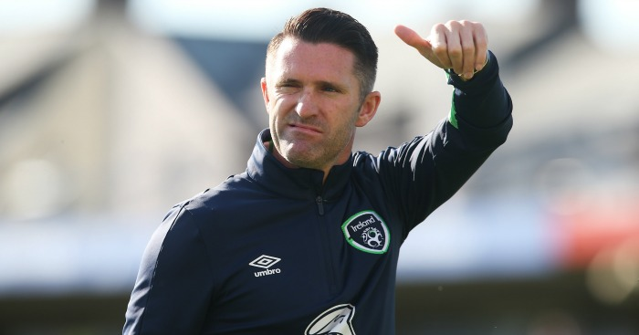 Robbie Keane: Named in Republic of Ireland's Euro 2016 squad