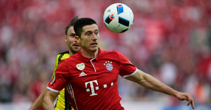 Robert Lewandowski: Does he want out?