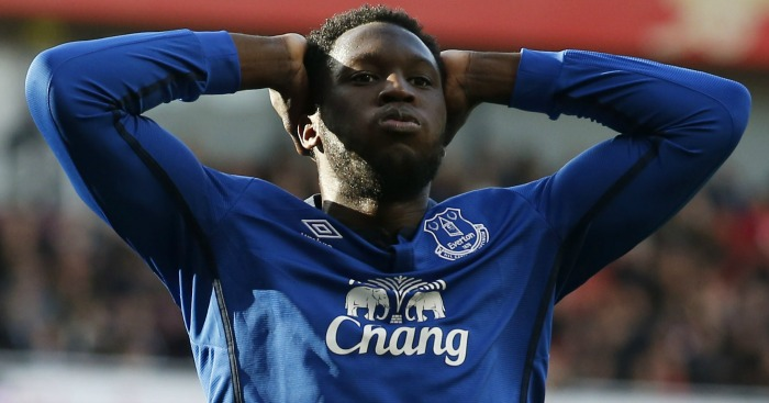 Romelu Lukaku: Everton value him at £75m
