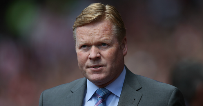 Ronald Koeman: Manager expected to join Everton